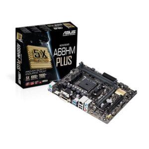 Motherboard ASUS A68HM-PLUS (Socket FM2+)