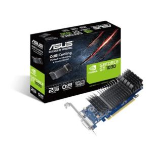 Placa Gráfica ASUS GeForce GT1030 Silent 2GB GDDR5