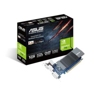 Placa Gráfica Asus GeForce GT 710 1GB DDR5 PCI-E