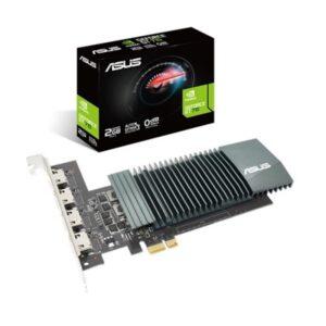 PLACA GRÁFICA ASUS GeForce GT710 SL 2GB DDR5 4x HDMI PCI-E