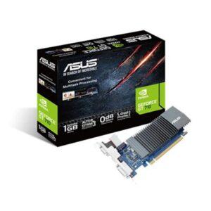 Placa Gráfica ASUS GeForce GT710 Silent 1GB DDR5