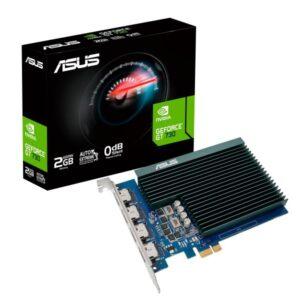 Placa Gráfica ASUS GeForce GT730 2GB DDR5 PCI-E
