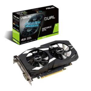 PLACA GRÁFICA ASUS GeForce GTX1650 DUAL 4GB