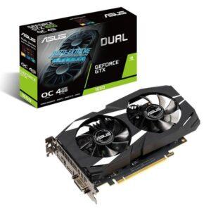 PLACA GRÁFICA ASUS GeForce GTX1650 DUAL 4GB OC