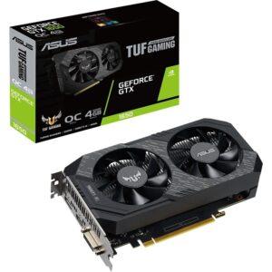 Placa Gráfica ASUS GeForce GTX1650 TUF GAMING 4GB OC GDDR6
