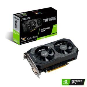 Placa Gráfica ASUS GeForce GTX1650 TUF GAMING 4GB OC GDDR5