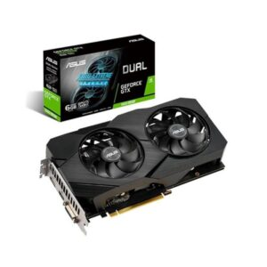 Placa Gráfica ASUS GeForce GTX 1660 SUPER Dual 6GB  EVO