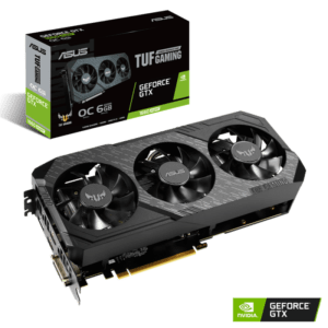 PLACA GRÁFICA ASUS GeForce GTX 1660 SUPER TUF Gaming X3 6GB