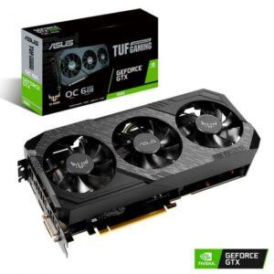 PLACA GRÁFICA ASUS GeForce GTX1660 TUF X3 6GB OC