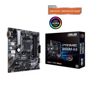 Motherboard ASUS PRIME B450M-A II