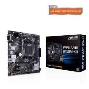 Motherboard ASUS PRIME B450M-K II