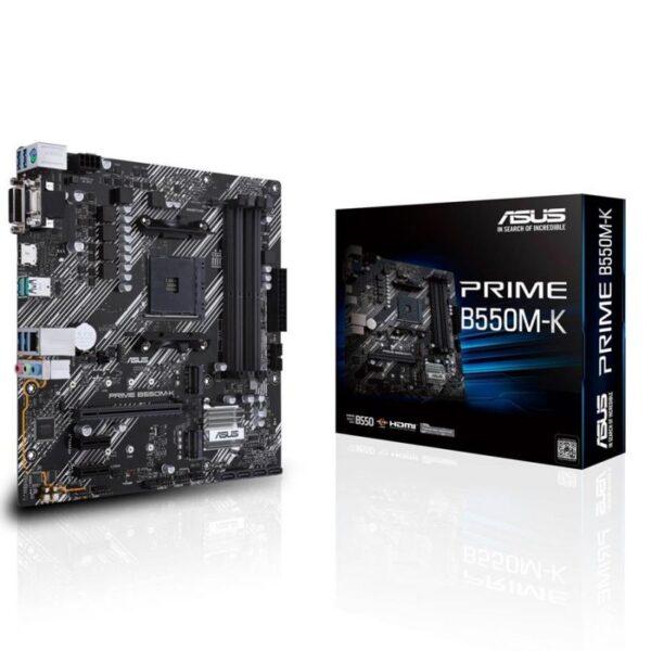Motherboard ASUS PRIME B550M-K