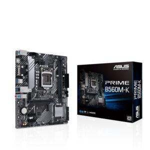 Motherboard ASUS PRIME B560M-K