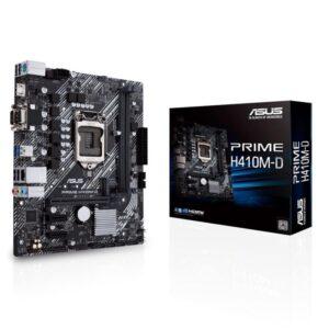 Motherboard ASUS PRIME H410M-D