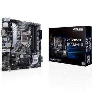 Motherboard ASUS PRIME H470M-PLUS