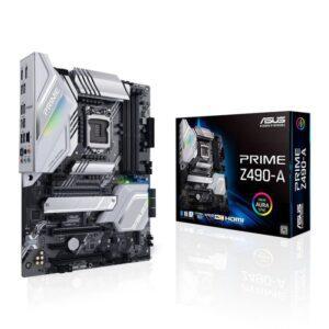 Motherboard ASUS PRIME Z490-A
