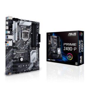Motherboard ASUS PRIME Z490-P