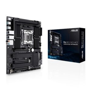 Motherboard ASUS Pro WS W480-ACE