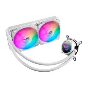 Water Cooler ASUS ROG Strix LC 240 RGB Edição Branca