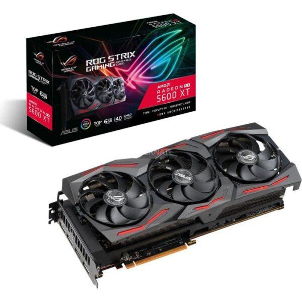 PLACA GRÁFICA ASUS RADEON RX5600 XT ROG STRIX 6GB TOP DDR6
