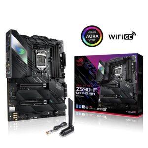 Motherboard ASUS ROG STRIX Z590-F GAMING WIFI