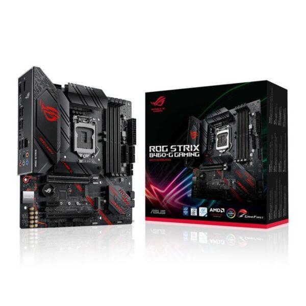 Motherboard ASUS ROG STRIX B460-G GAMING