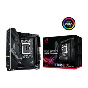 Motherboard ASUS ROG STRIX B460-I GAMING