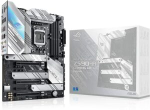 Motherboard ASUS ROG STRIX Z590-A GAMING WIFI