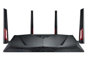 Router ASUS-AC 3100Mbit Wireless Gigabit DualBand - RT-AC88U
