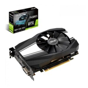 Placa Gráfica ASUS GeForce RTX2060 Phoenix 6GB DDR6 PCI-E 3.