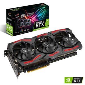 PLACA GRÁFICA ASUS GeForce RTX 2060 SUPER ROG STRIX EVO