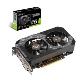 Placa Gráfica ASUS GeForce RTX2060 TUF GAMING 6GB OC