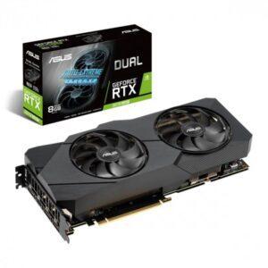 PLACA GRÁFICA ASUS GeForce RTX 2070 SUPER EVO 8GB DDR6