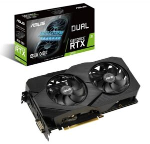Placa Gráfica ASUS GeForce RTX 2070 DUAL EVO V2 8GB DDR6