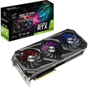 Placa Gráfica ASUS GeForce RTX3060TI ROG STRIX OC GAMING 8GB