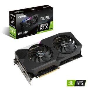 Placa Gráfica ASUS GeForce RTX 3070 DUAL V2 8GB GDDR6 LHR