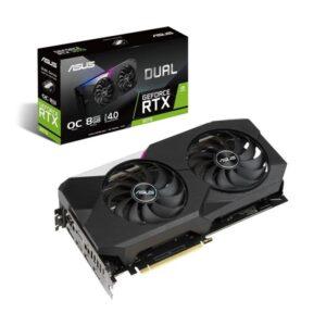 Placa Gráfica ASUS GeForce RTX 3070 DUAL OC 8GB GDDR6