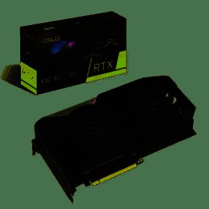 Placa Gráfica ASUS GeForce RTX 3070 DUAL OC V2 8GB GDDR6 LHR