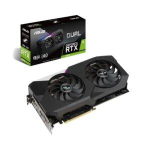Placa Gráfica ASUS GeForce RTX 3070 DUAL 8GB GDDR6
