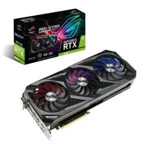 PLACA GRÁFICA ASUS GeForce RTX 3090 ROG STRIX 24GB