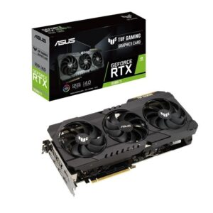 Placa Gráfica ASUS TUF GeForce RTX 3080 Ti 12GB GDDR6X