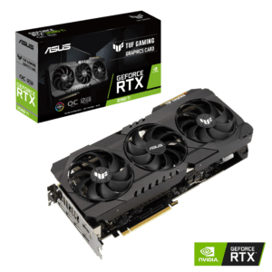 Placa Gráfica ASUS TUF GeForce RTX 3080 Ti OC Edition 12GB GDDR6X