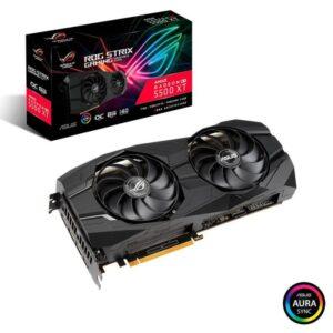 Placa Gráfica ASUS RADEON RX5500 XT ROG STRIX OC 8GB DDR6