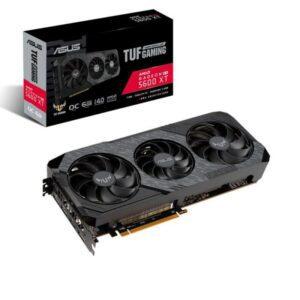 PLACA GRÁFICA ASUS RADEON RX5600 XT TUF X3 6GB OC DDR6