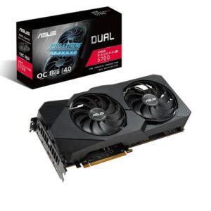 PLACA GRÁFICA ASUS RADEON RX5700 DUAL EVO OC 8GB DDR6 PCI-E