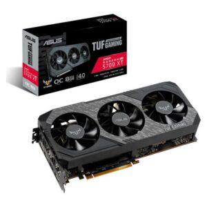 Placa Gráfica Asus Radeon RX 5700 XT TUF Gaming X3 OC 8GB