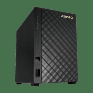 NAS ASUSTOR 2 baías P/ HDD 3.5 - AS3102T