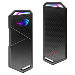 Caixa Externa ASUS ROG TRIX ARION SSD M.2 NVME USB-C 3.2