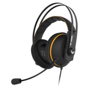 Headset ASUS TUF Gaming H7 Core Amarelo