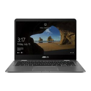 Portátil ASUS ZenBook Flip 14 intel i5 8265U - UX461FN-58DM5